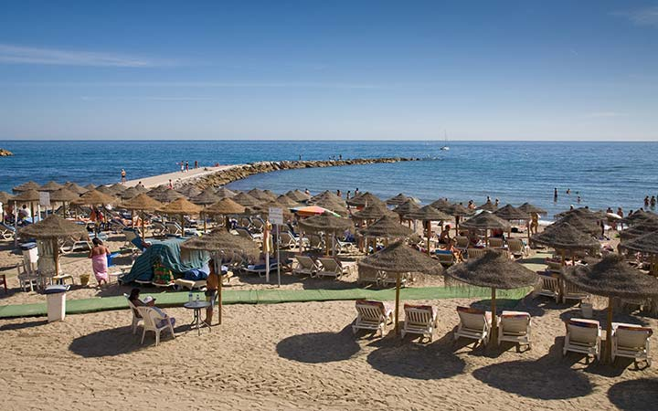 where can i go in Fuengirola?