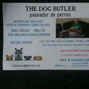 The Dog Butler