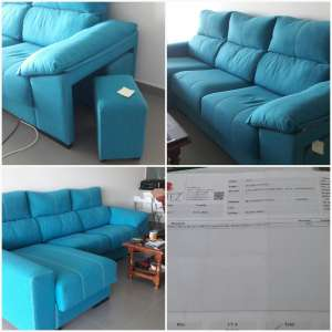 For sale: Sofa - €450