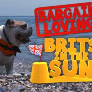 CHANNEL 5 - BARGAIN LOVING BRITS IN THE SUN