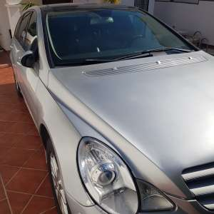 For sale: Price negotiable MERCEDES BENZ R320 CDI LONG 4MATIC