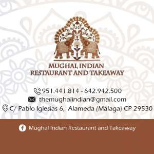 Mughal Indian restaurant and takeaway