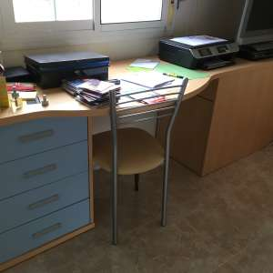 For sale: Desk unit - €15