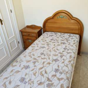 For sale: Bedroom furniture with single bed