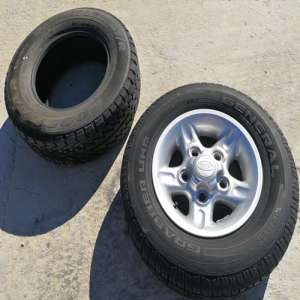 For sale: Landrover Discovery Wheel and Rim - €85