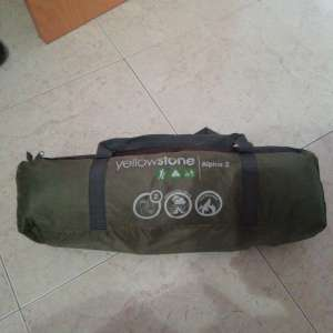 For sale: 2 man tent - €5