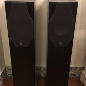 For sale: Pair of Monitor Audio Silver 7 Floor Standing Hi-Fi Speakers - €240