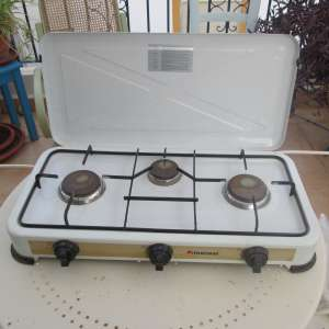 For sale: Gas table top cooker - €18