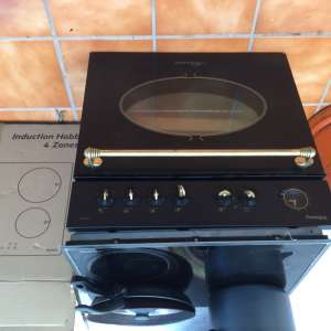 For sale: Balay multi function oven and 4 ring hob